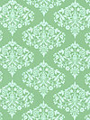 Midwest Modern AB24-Green Fabric by Amy Butler