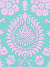 Love AB52-Pink Fabric by Amy Butler