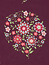 Love AB53-Burgundy Fabric by Amy Butler