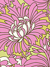 Daisy Chain AB34-Rose Fabric by Amy Butler