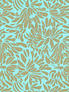 Daisy Chain AB38-Mist Fabric by Amy Butler