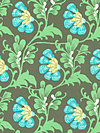 Daisy Chain AB40-Forest Fabric by Amy Butler