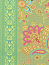 Soul Blossoms AB57-Moss Fabric by Amy Butler