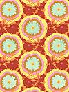 Soul Blossoms AB62-Honeydew Fabric by Amy Butler