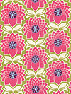 Heirloom JD51-Chrysanthemum Fabric by Joel Dewberry
