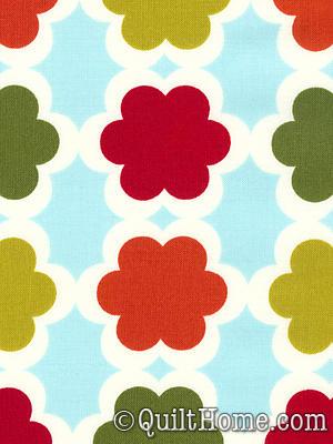 Kumari Garden DF90 Ice Fabric By Dena Designs