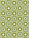 Kumari Garden DF101-Green Fabric by Dena Designs