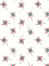 Children at Play Flannel FD5142-CREM Flannel Fabric by Sarah Jane