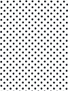 Michael Miller Dots and Stripes CX2490-MARI Fabric by Kathy Miller