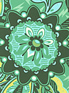 Soul Blossoms Home Decor HDABS26-Grass Home Dec Fabric by Amy Butler