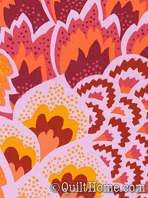 Soul Blossoms Home Decor Hdabs27 Rose Home Dec Fabric By Amy Butler