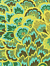 Soul Blossoms Home Decor HDABS27-Sea Green Home Dec Fabric by Amy Butler