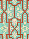 Deer Valley JD23-Celadon Fabric by Joel Dewberry