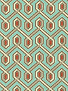 Deer Valley JD27-Celadon Fabric by Joel Dewberry