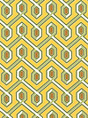 Deer Valley JD27-Goldenrod Fabric by Joel Dewberry
