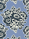 Secret Garden SH5020-MIDN Fabric by Sandi Henderson
