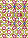 Secret Garden SH5022-GRNT Fabric by Sandi Henderson