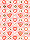 Secret Garden SH5022-POPP Fabric by Sandi Henderson