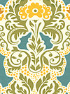 Secret Garden SH5023-SPEC Fabric by Sandi Henderson