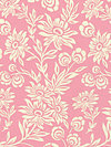 Modern Meadow JD35-Pink Fabric by Joel Dewberry