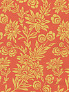 Modern Meadow JD35-Sunset Fabric by Joel Dewberry