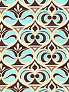 Ginseng HDJD08-Ivory Home Dec Fabric by Joel Dewberry