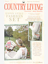 Country Living Gypsy Style Fashion Set Pattern by Amy Butler