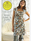 Amy Butler Lotus Tunic, Dress & Cami Pattern