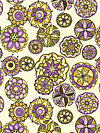 Fiona's Fancy C2671-Orchid Fabric by Lila Tueller
