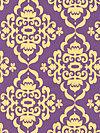 Fiona's Fancy C2673-Orchid Fabric by Lila Tueller