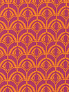 Drawing Room HDAH07-Raspberry Home Dec Fabric by Anna Maria Horner