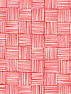 Greenhouse Flannel FAEM006-Tomato Flannel Fabric by Erin McMorris