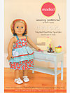 Mini Ava Doll Clothes Pattern by Patty Young