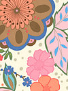 Urban Flannel FVW09-Multi Flannel Fabric by Valori Wells