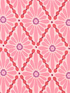 Urban Flannel FVW11-Pink Flannel Fabric by Valori Wells