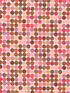 Urban Flannel FVW12-Pink Flannel Fabric by Valori Wells