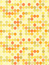Urban Flannel FVW12-Yellow Flannel Fabric by Valori Wells
