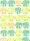 Bliss Flannel FVW25-Green Flannel Fabric by Valori Wells