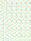Bella Butterfly PS5425-AQUA Fabric by Patty Sloniger