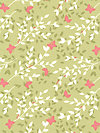 Bella Butterfly PS5432-BLOM Fabric by Patty Sloniger