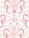Bella Butterfly PS5433-PINK Fabric by Patty Sloniger
