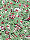 Color Stories CX5246-GREE Fabric by Kathy Miller