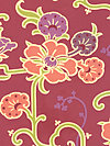 Gypsy Caravan PWAB089-Grape Fabric by Amy Butler