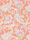 Gypsy Caravan PWAB090-Nectarine Fabric by Amy Butler