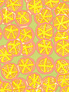 Brandon Mably PWBM032-Lime Fabric