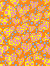 Brandon Mably PWBM033-Orange Fabric