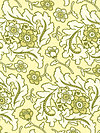Freshcut™ 2012 PWHB026-Cream Fabric by Heather Bailey