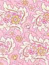 Freshcut™ 2012 PWHB026-Pinky Purple Fabric by Heather Bailey