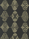 Curious Nature Home Dec SAPG007-Royal Home Dec Fabric by Parson Gray