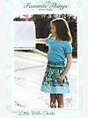 Little Belle Skirts Pattern by Favorite Things
